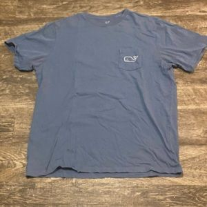 Short Sleeve Vineyard Vines Pocket T Shirt